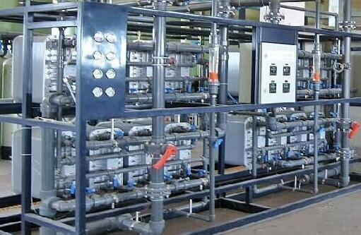 超纯水设备使用在工业哪些方面